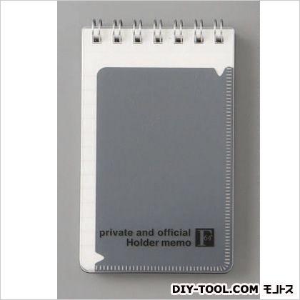 エスコ A7判/6mm×12行メモ帳(1冊)   EA762G-111