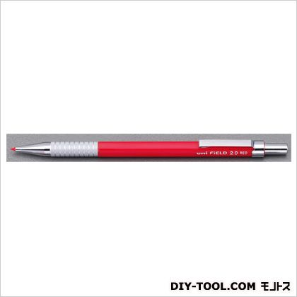 Hシャープペンシル 赤 2.0mm (EA765ME-120)