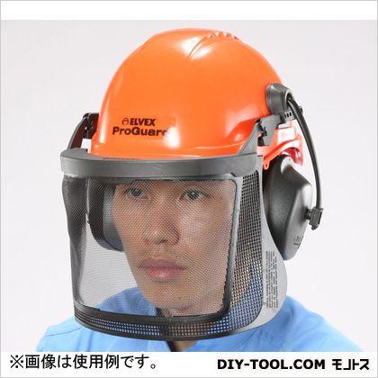 エスコ 防災面(ヘルメット・イヤーマフ付)   EA768HL-1