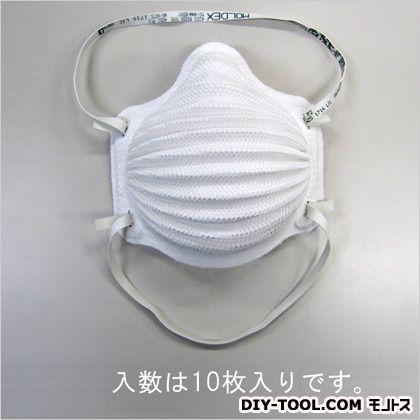 [DS2]Mマスク(防塵用・快適呼吸型) (EA800MJ-44) 10枚