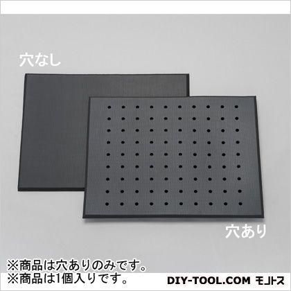 エスコ 疲労軽減マット(穴あり)  450×750mm EA997RY-106