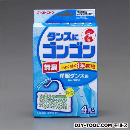 エスコ ゴンゴン洋服ダンス用防虫剤   EA941A-6A