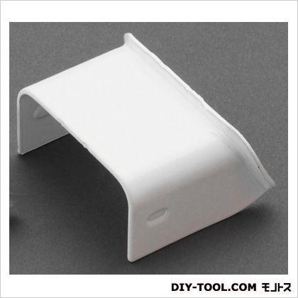 メタルモール用保護金具 ホワイト 47.4×26×21.2mm EA947JA-162