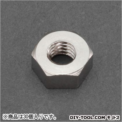 M4六角ナット1種(真鍮) (EA949LT-740) 30個