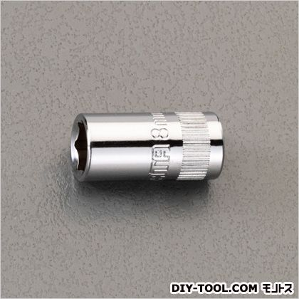 "1/4""sqx3.5mmソケット   EA687AS-3.5"