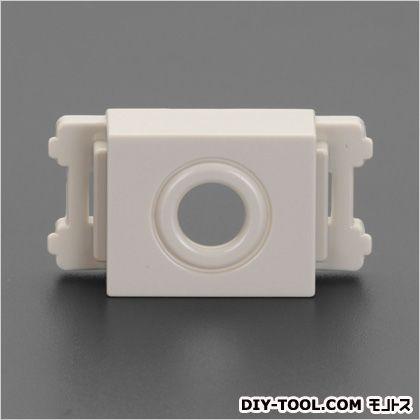 直径9・16mm電話線チップ  44.2×22.7×11(D)mm EA940CE-207