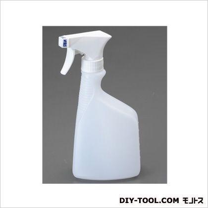 エスコ 500mlスプレーボトル(HDPE)  69(W)×97(D)×210(H)mm500ml EA115X-6