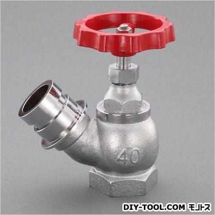 """エスコ Rc1・1/2""""/40A散水栓(45゚)   EA124LV-2"""