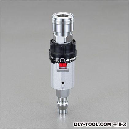 0.1-0.5MPa手元減圧弁(カプラー付) (EA140CS-56)