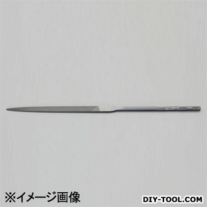 精密やすり(笹刀/極油目) 160mm (EA521VX-22D)