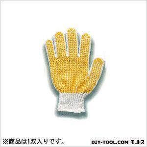 エスコ 軍手(すべり止め付)  M EA354A-72   軍手 手袋