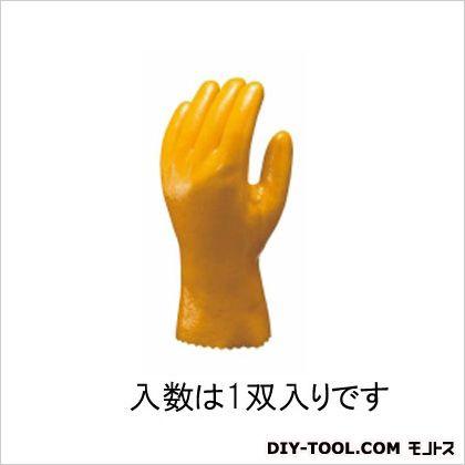 エスコ 耐油ビニール手袋  L EA354GE-46 1 双