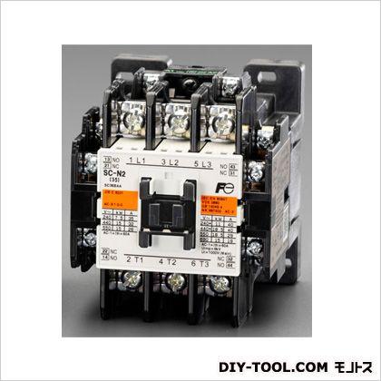 200V/200V・7.5kw電磁接触器(標準形)  74×96×87(H)mm EA940NB-14