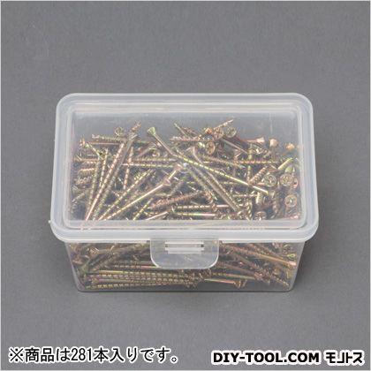 木工用細ビス 3.4x45mm (EA949FX-45) 281本