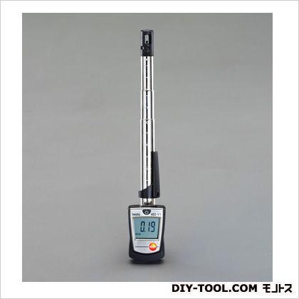 熱線式風速計  φ16x150mm(最長300mmまで伸縮可能) EA739AH-2