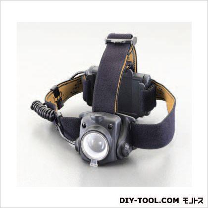 [単3x3本]LEDヘッドライト  60(W)×40(D)×46(H)mm EA758RW-31