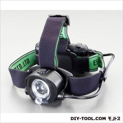 [単3x3本]LEDヘッドライト  71(W)×40(D)×48(H)mm EA758RX-4
