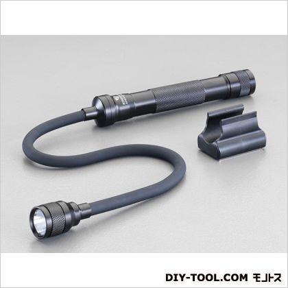 [単3x2本]LEDライト(フレキシブル)  ヘッド径:φ20mm、全長508mm、フレキシブルケーブル長:310mm EA758SG-42