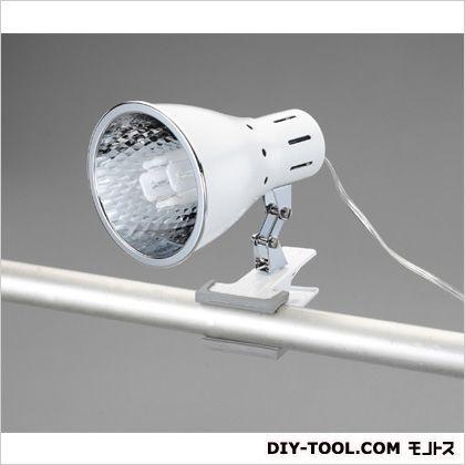 AC100V/21W蛍光灯ライト(クリップ式) アーム長:70mm(最長時)、セードサイズ:mm95×138(D)mm (EA761XB-64)