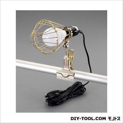 AC100V/10.2WLEDクリップ付作業灯 125(W)×140(D)×300(H)mm (EA814AL-3)