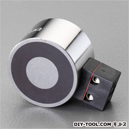 DC24V/直径65mm電磁マグネットホルダー  L:φ65mm、D:35mm、D:35mm、a:16mm、b:13mm、c:19mm、d1:M8(深さ12mm)、d2:M5(深さ6mm) EA984CM-5