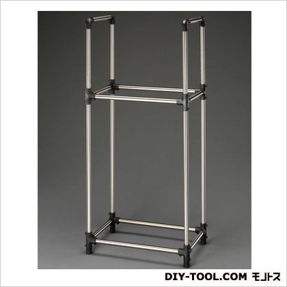 600x370x1315mmタイヤラック 600(W)×370(D)×1315(H)mm (EA912AB-101)