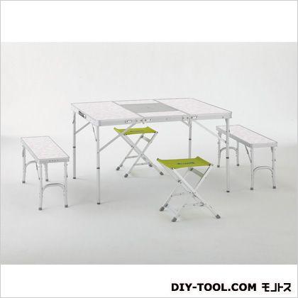1200x920x400-680mmテーブル・チェアーセット   EA913YA-16B