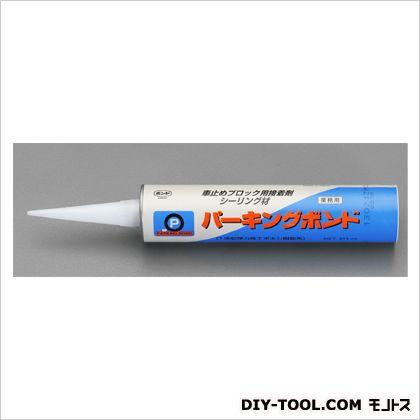 エスコ 333ml接着剤(エポキシ樹脂系) グレー 333ml EA930AM-6