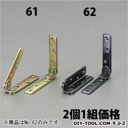 90x90x20mm家具転倒防止金具(ブロンズ/2個) GB(ブロンズ) 90×90mm EA979AF-2 2 個