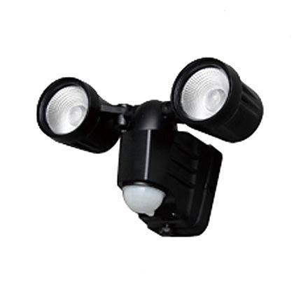 [単3x4本]LEDセンサーライト(2灯) (EA864CB-8A)