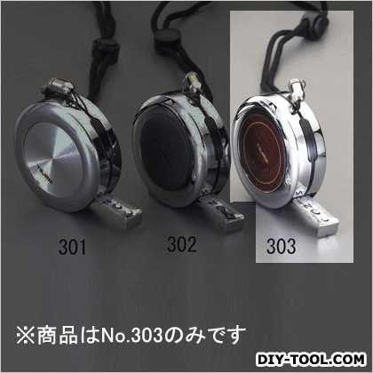 エスコ メジャー(シルバー) ブラウン 13mmx3m EA720JK-303