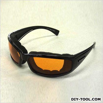 セーフティーグラス オレンジ (EA800LA-39)