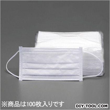 簡易粉塵マスク   EA800MF-43 100 枚