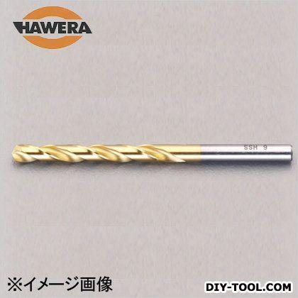 エスコ [TiN-HSS]ストレートドリル  4.8mm EA824AH-4.8