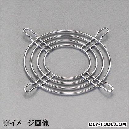 エスコ [80mmファン用]フィンガード(吐出側用)   EA940DY-111