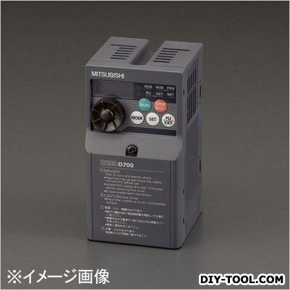 100V/0.75kwインバーター(三相モーター制御用)  108×128×149.5mm EA940MX-107