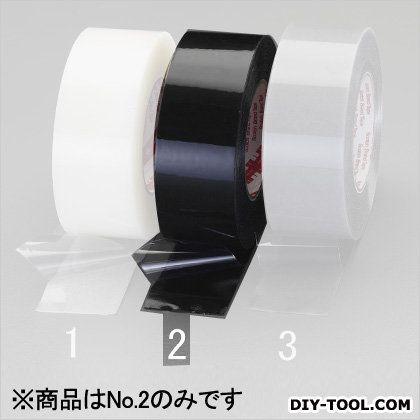 スマートシールテープ 黒 50mmx12m EA943PS-2