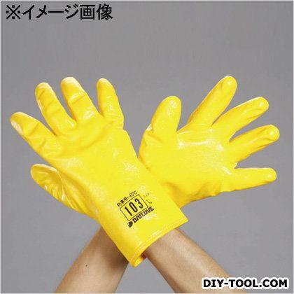 防寒ウレタン手袋(二重構造)  LL EA915GF-49