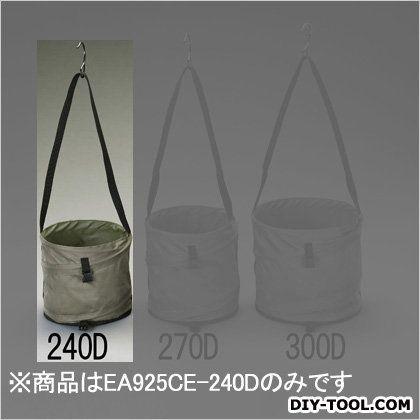 電工バケツ OD色 直径240mm EA925CE-240D