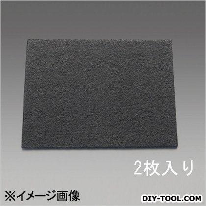 エスコ 脱臭フィルター  305x305x10mm EA997PM-11 2 枚