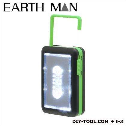 アースマン(高儀) LEDポータブル作業ライト コンパクト  90×58×26(mm) WLT-160L