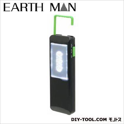 アースマン(高儀) LEDポータブル作業ライト ハンディ  165×58×26(mm) WLT-170L
