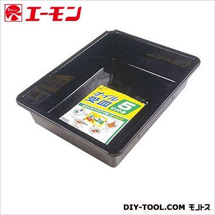 エーモン オイル受け皿 5L 黒 5L (1600)