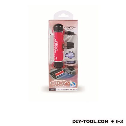 ギガクリップ(車用エアコンルーバー取付けタイプ芳香剤) ピンクシャワー   Q6
