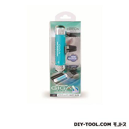 ギガクリップ(車用エアコンルーバー取付けタイプ芳香剤) ホワイティムスク   Q9