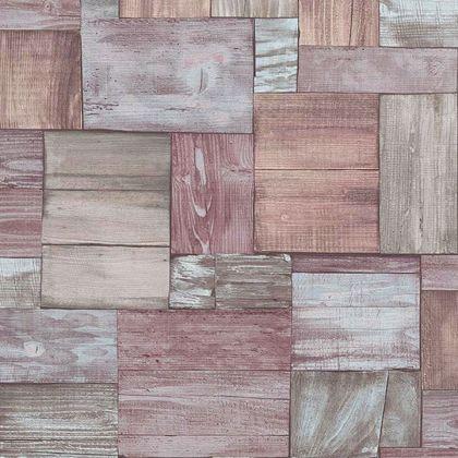 フリース輸入壁紙 カントリーサイド  530mm巾x10m巻 5819-06