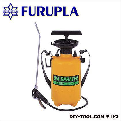 ダイヤスプレー プレッシャー式噴霧器 単頭式  4L用 No.7400
