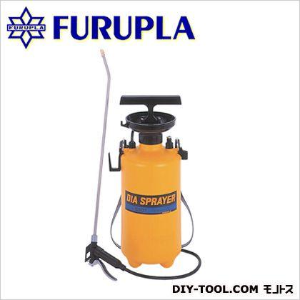 ダイヤスプレー プレッシャー式噴霧器 コンクリート型枠 剥離剤用・除草剤用 5L用 (No.5501)