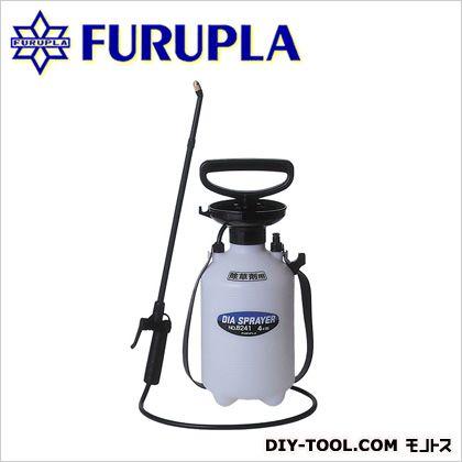 ダイヤスプレープレッシャー式噴霧器単頭式除草剤用  4L用 No.8241