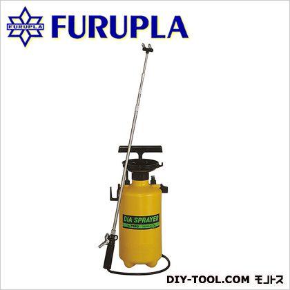 ダイヤスプレー プレッシャー式噴霧器 2頭式  5L用 No.7560